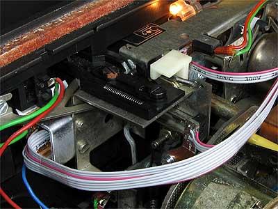 kassettenrekorder nimmt nicht auf